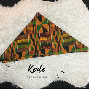 Kente the OG Print Bandana