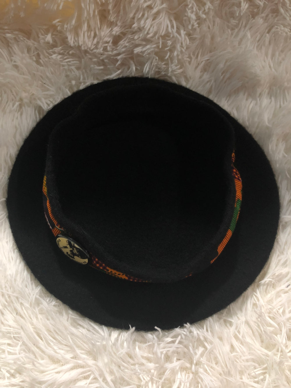 Black Panther Party Inspired Wool Beret