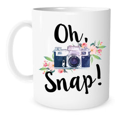 Oh Snap! Coffee Mug