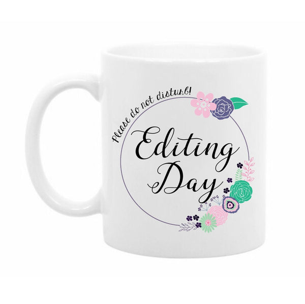 Editing Day Coffee Mug