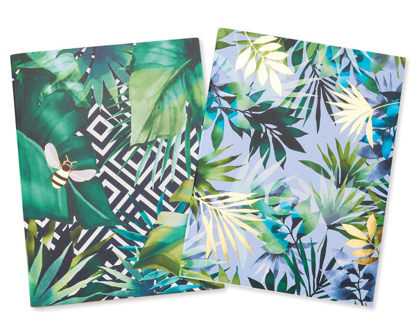 Papyrus Tropical & Geo Notebook Set