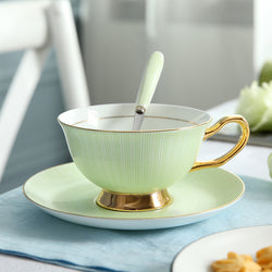 Mint Tea Cup Gift Set