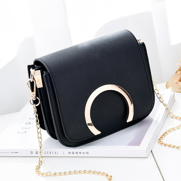 Bella Shoulder Bag - Black
