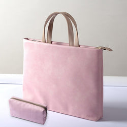The Vancouver Laptop Case - Pink