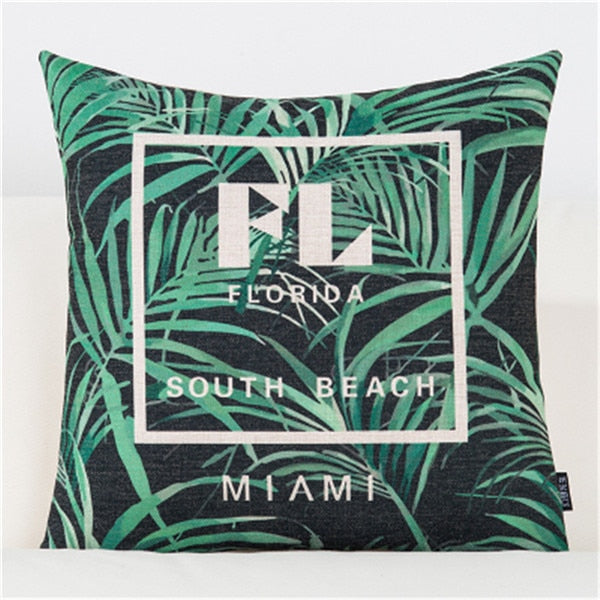 Botanical Pillow Collection