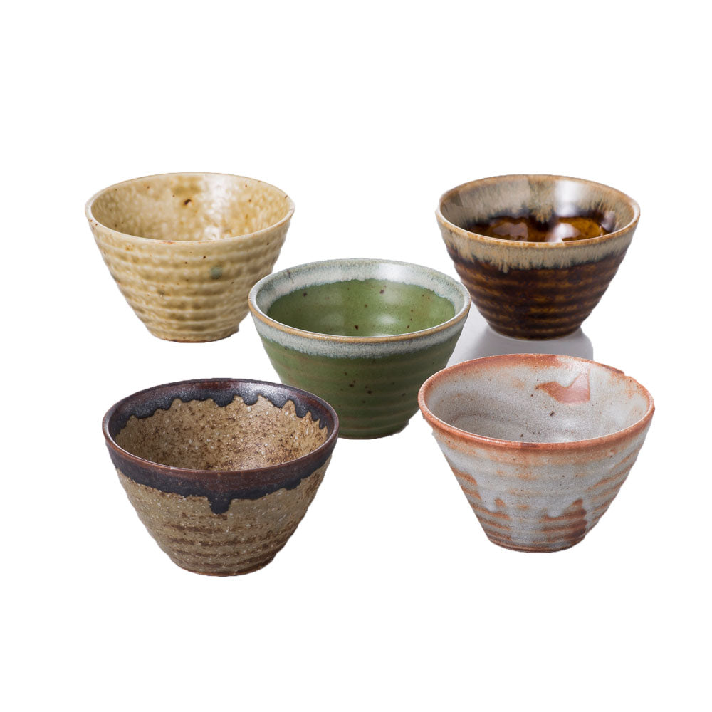 5-Piece Multi-Purpose Bowl Set - Assorted Colors