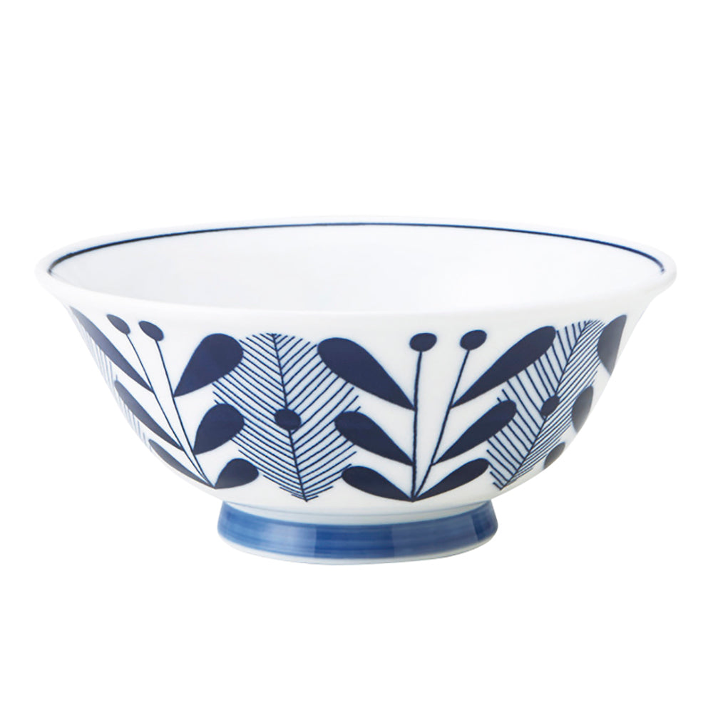 Orlando Blue and White Noodle Bowl