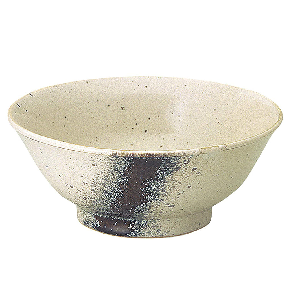 45 oz Ramen, Donburi Bowl the Milky Way Galaxy Motif with Tall Bottom