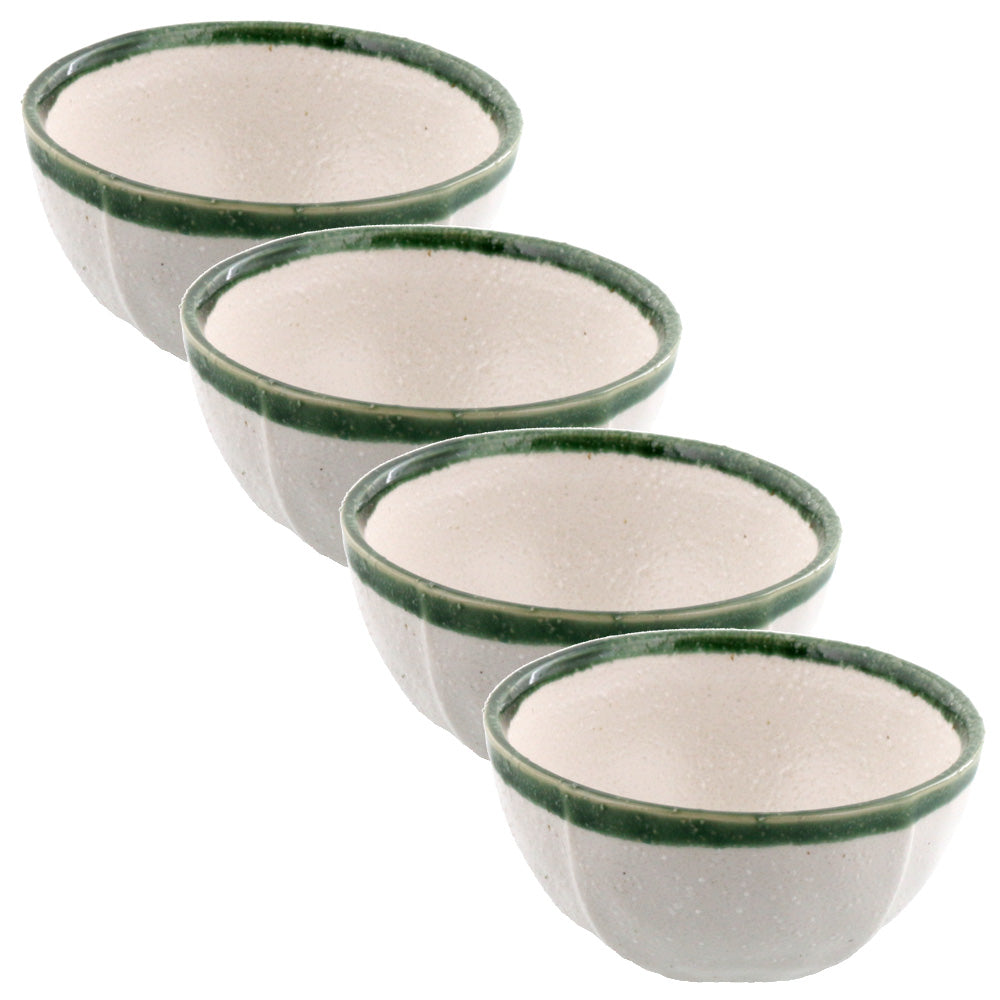 Minoruba Appetizer Bowl Set of 4 - Oribe