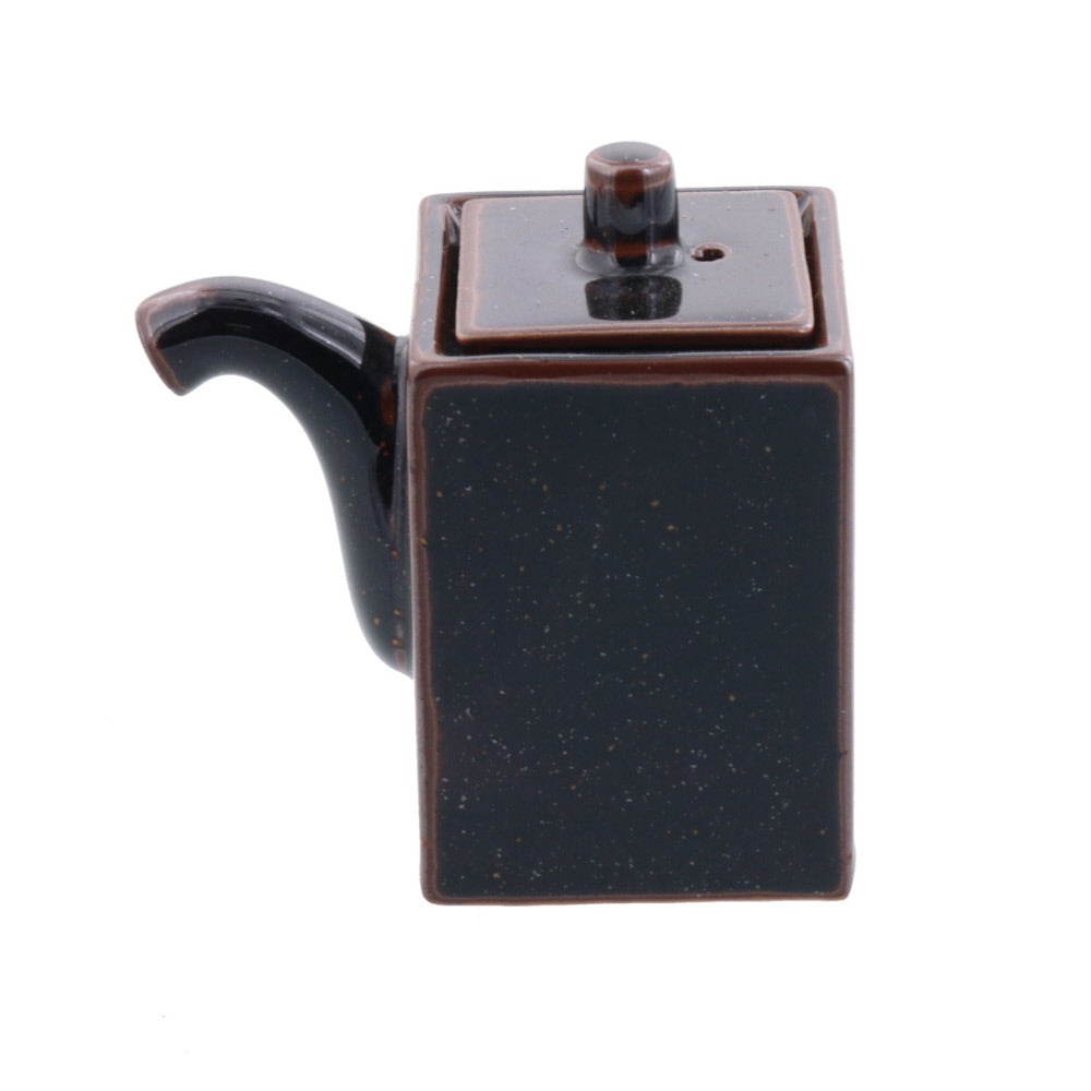 Brown Oil and Sauce Dispenser Bottle - Tenmoku