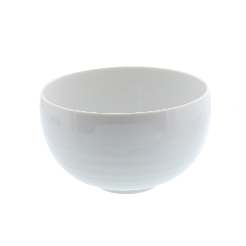 38 oz White Porcelain Bowl - Large