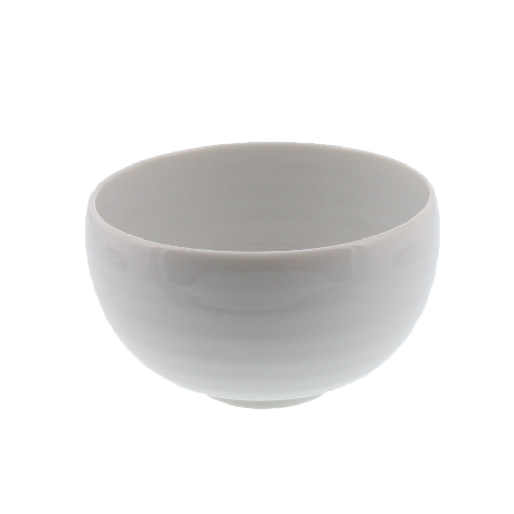 23 oz White Porcelain Bowl - Medium