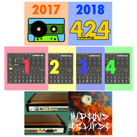 424 Recording Digital Discography
