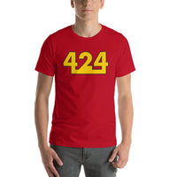 424 Recording Logo Year Two T-Shirt