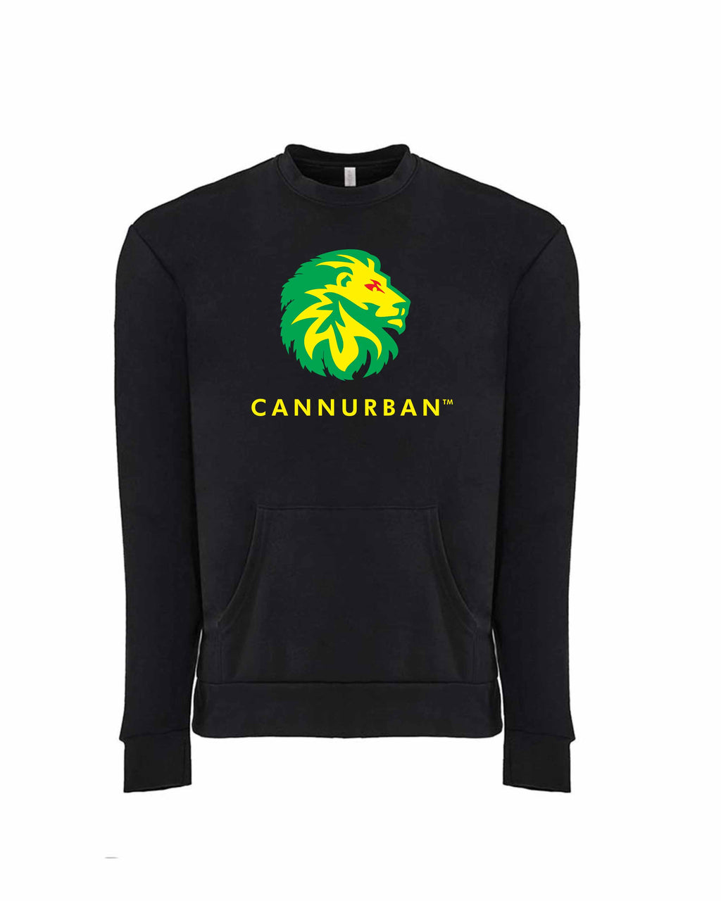 Cannurban Rasta Lion Black Crew