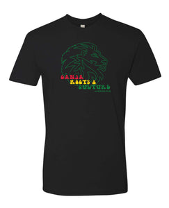 Cannurban Ganja Roots & Culture Logo T-shirt