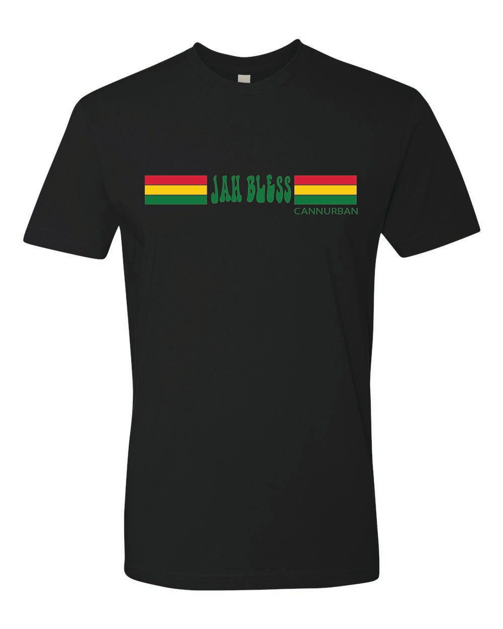 Cannurban Jah Bless Logo T-shirt