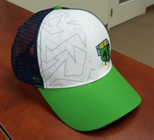 Load image into Gallery viewer, Kids Run the Nation Hat - Youth/Women's