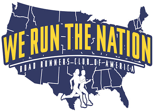 We Run the Nation Static Window Decal