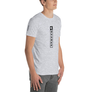 DVSREP Men's Black Active T-Shirt - Devious Republic