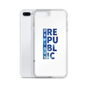 Blue Salt iPhone Case - Devious Republic