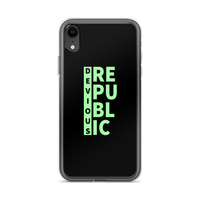 Devious Republic iPhone Case - Devious Republic