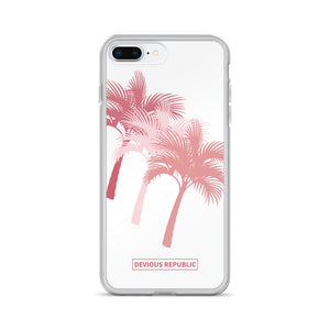 iPhone Case | Palm Tree | Salmon - Devious Republic | DVSREP