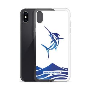 iPhone Case | Marlin | Blue Salt - Devious Republic | DVSREP