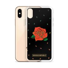 Load image into Gallery viewer, iPhone Case | Rose Elaborate - Devious Republic | DVSREP