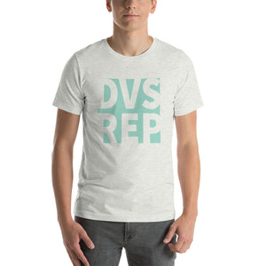 Men's Light Cotton Graphic Tee | DVSREP | Mint - Devious Republic | DVSREP