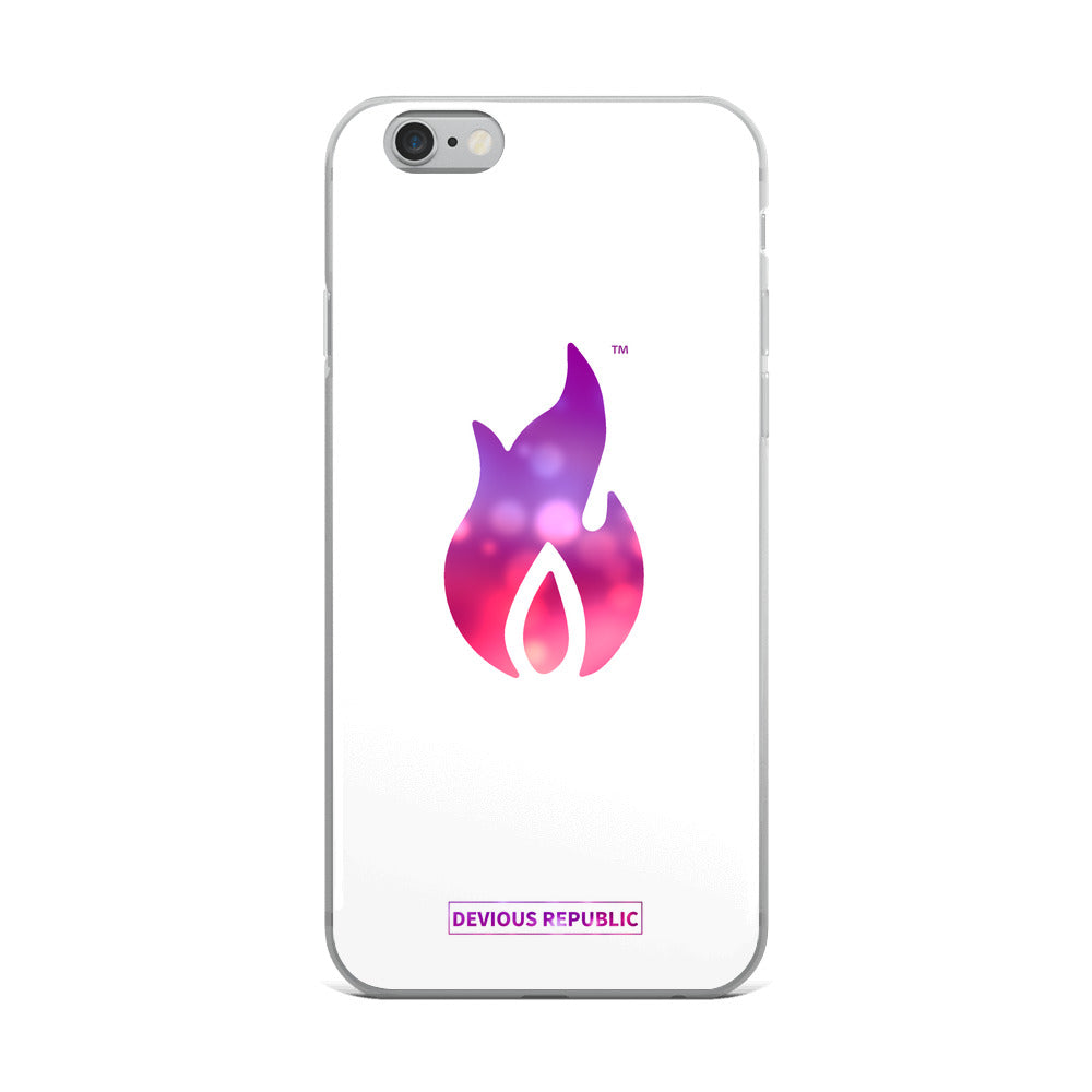 lit.™ Pink iPhone Case for iPhone 6, 7, 8, X and Plus Models - Devious Republic