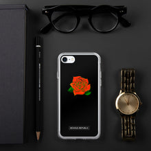 Load image into Gallery viewer, iPhone Case | Rose | Black - Devious Republic | DVSREP