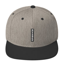 Load image into Gallery viewer, Snapback | Vertical | Black & White - Devious Republic | DVSREP