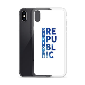iPhone Case | Vertical Logo | Salt Edition - Devious Republic | DVSREP