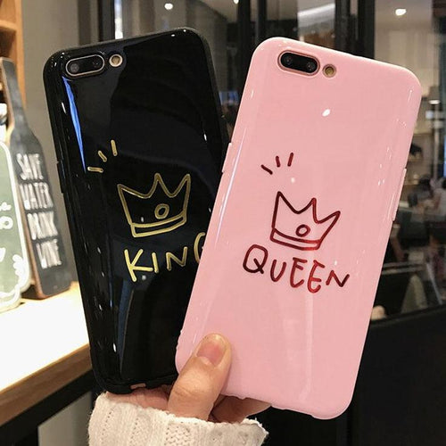 Chic Silicone iPhone Cases for iPhone 6, 6s, 7, 8, X and Plus Models - Devious Republic