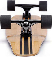 Load image into Gallery viewer, Longboard Skateboard Cruiser | Bamboo 44"