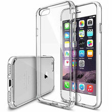 Load image into Gallery viewer, iPhone Case | Transparent Silicone | Shockproof - Devious Republic | DVSREP