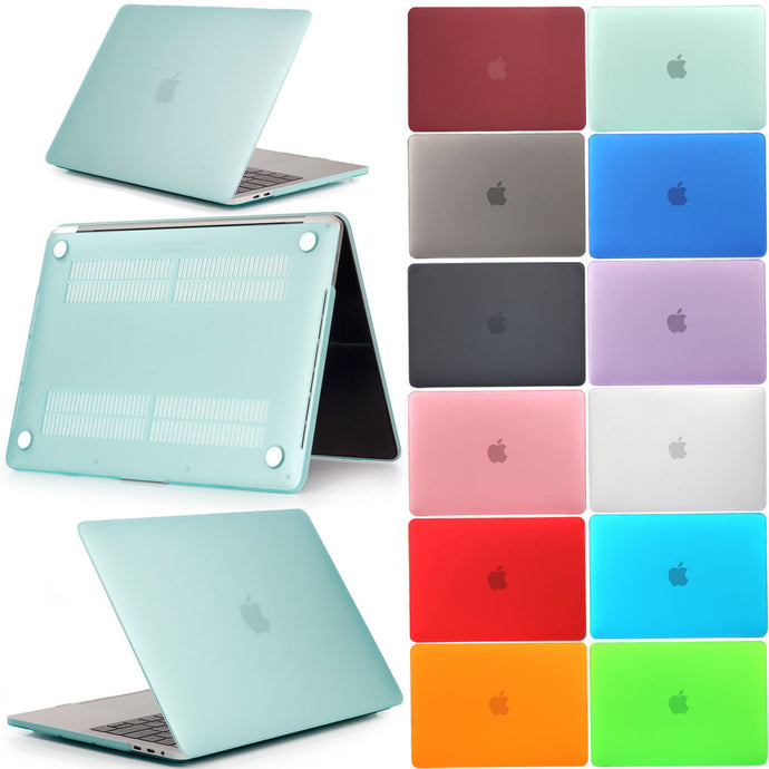 Matte Frosted Case for MacBook Air and Pro