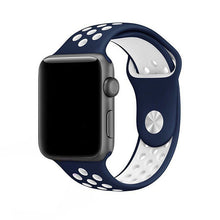 Load image into Gallery viewer, Apple Watch Band | Silicone Mesh - Devious Republic | DVSREP