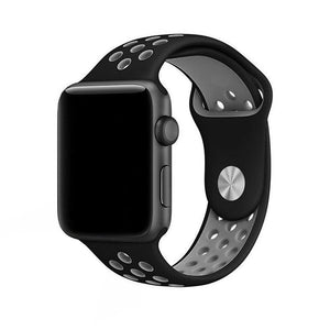 Apple Watch Band | Silicone Mesh - Devious Republic | DVSREP