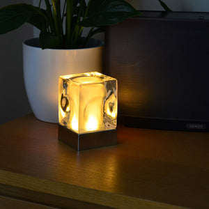 LED Cordless Rechargeable Lamp - Dimple