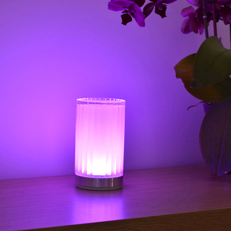 LED Cordless Rechargeable Lamp - Pillar
