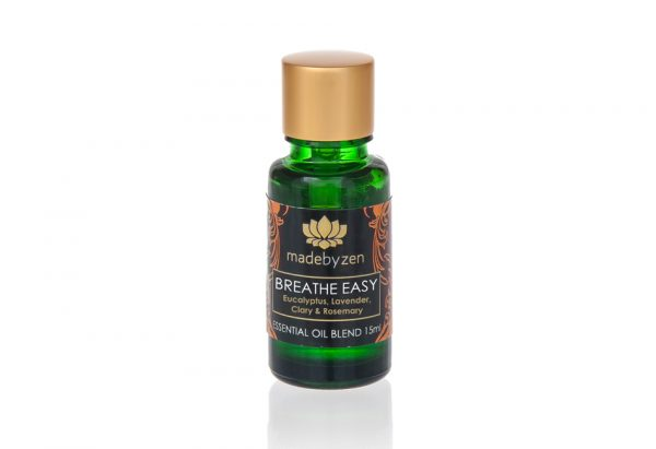 Essential Oil Blend - Breathe Easy