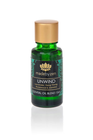 Essential Oil Blend - Unwind