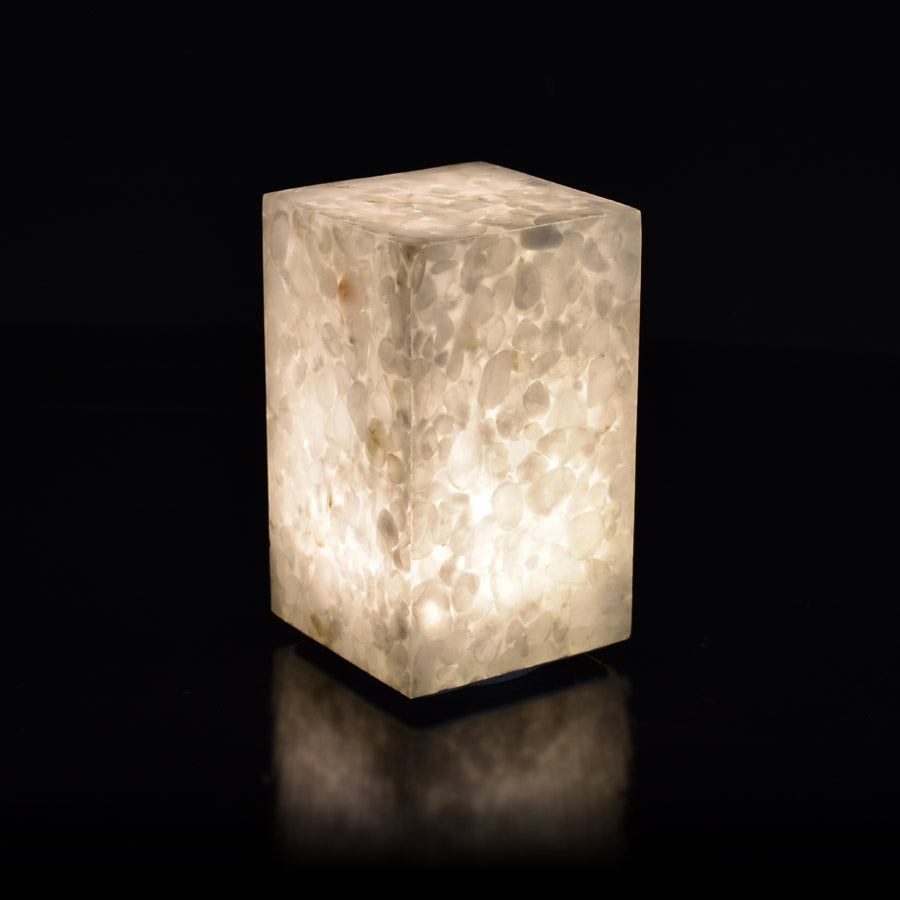 LED Cordless Rechargeable Lamp - Stone