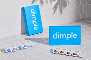 Dimple Daily Contacts (30 Pack) by Dimple