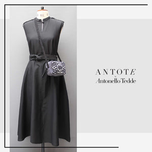 ANTOTE_ARDU Black Dress
