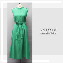Load image into Gallery viewer, ANTOTE_ARDU Green Dress