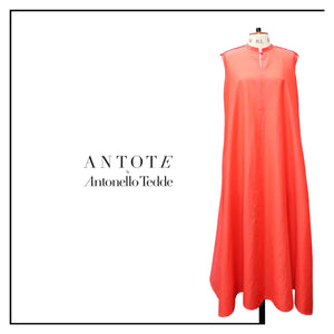 ANTOTE_ARDU Red Dress
