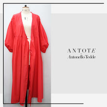 Load image into Gallery viewer, ANTOTE_MURTA  Red Wrap Dress